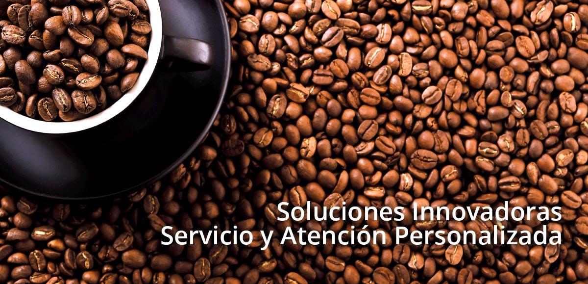 soluciones innovadoras máquinas de cafe