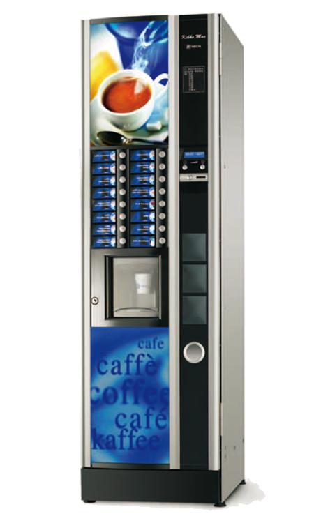 kikko max shio expendedoras, maquinas de café