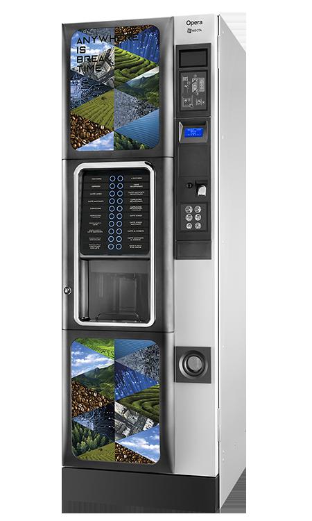 expendedora opera para bebidas calientes, buenos aires vending