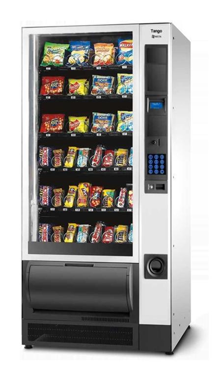 snakky max, expendedoras de snacks, buenos aires